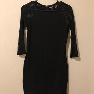 LACY EXPRESS DRESS